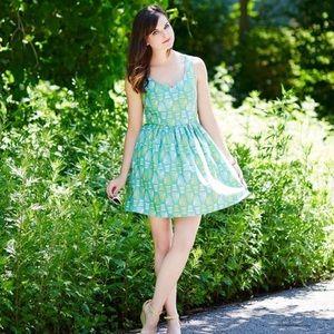 ModCloth Soft Serving of Style Ice Cream Dress 3X